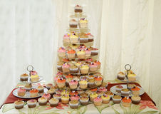 The Wedding Cake Royalty Free Stock Photos