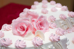 Wedding cake Royalty Free Stock Photos