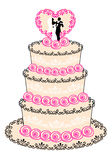 Wedding cake,  Stock Images