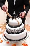 Wedding cake stock photos
