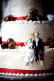 Wedding cake Stock Photography