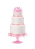 Wedding cake, birthday cake Royalty Free Stock Image