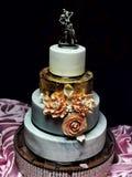 wedding cake day luxury cake dream sweet royal stock photography