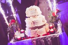Wedding cake Royalty Free Stock Photo
