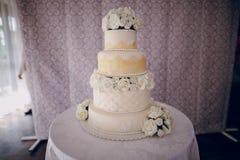 Wedding cake hd Royalty Free Stock Image