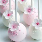 Wedding Cake Pops Stock Photos
