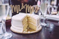 Wedding cake Royalty Free Stock Photography