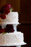 Wedding cake top Stock Image