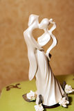 Wedding Cake Topper Stock Images