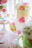Wedding cakes Stock Photos