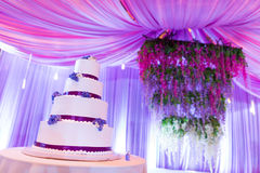 Wedding cakes Royalty Free Stock Image