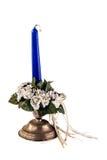 Wedding candle Stock Photography
