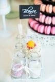 Wedding Candy bar Stock Photography