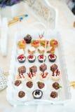 Wedding Candy bar Royalty Free Stock Image