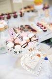 Wedding Candy bar Stock Photos