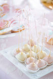 Wedding candy bar Stock Images