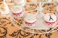 Wedding Candy Bar Live. Unique and Sweet Royalty Free Stock Photo