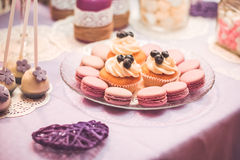 Wedding candy Stock Images