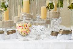 Wedding candy Stock Photos