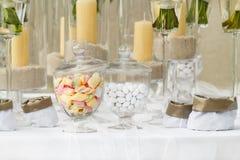 Wedding candy Stock Photos