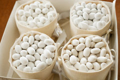 sugared almonds Royalty Free Stock Images