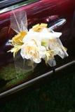 Wedding car Royalty Free Stock Image