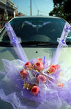 Wedding car Stock Images