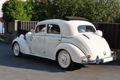 Wedding car Stock Photos