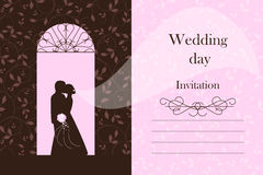 Free Wedding Card Stock Image - 23049651
