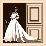 Wedding card 8 Stock Photos