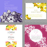 Wedding card Royalty Free Stock Photo
