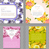 Wedding card Stock Photography