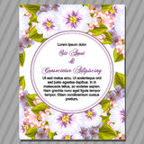 Wedding card Stock Images