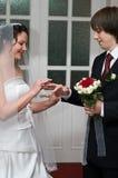 Wedding ceremony royalty free stock image