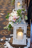 Wedding Ceremony Candles Stock Images