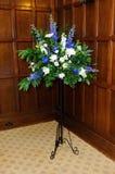 Wedding ceremony decoration Stock Image