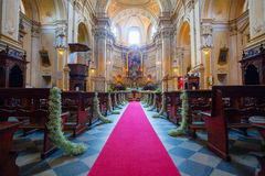 Wedding church Royalty Free Stock Photo