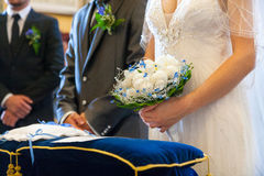 Wedding ceremony Royalty Free Stock Photo