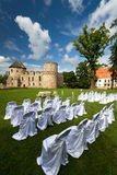 Wedding ceremony places Stock Photography