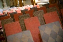Wedding ceremony seating Stock Photos