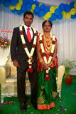 Wedding ceremony in Trivandrum, India Royalty Free Stock Images