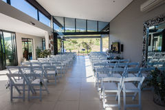 Wedding Chairs Home Decor Stock Images