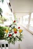 Wedding chapel entrance Stock Photos