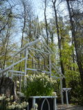 Wedding Chapel Royalty Free Stock Photography