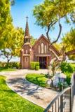 Wedding Chapel Royalty Free Stock Image