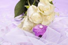 Wedding chocolate Stock Image