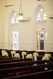 Wedding church Royalty Free Stock Photo