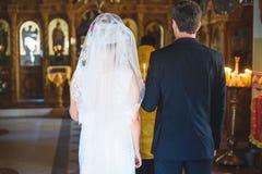 Wedding Church Ceremony Stock Photos