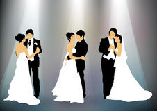 Wedding collection Stock Photo