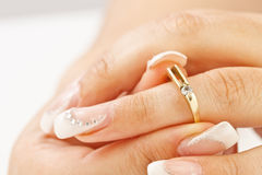 Wedding concept Royalty Free Stock Image
